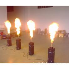 3m Output High Quality DMX Spray Fire Machine Maker