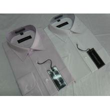 Мандариновый длинный горячая Распродажа 100% хлопок мужская с длинным рукавом платье рубашка не железа FYST01/04-Л