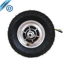 Motor sin cepillo del eje de la rueda de bicicleta del coche eléctrico de 48v 1000w