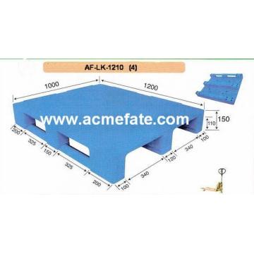 Hot Sale Four Direction Plastic Pallets Export