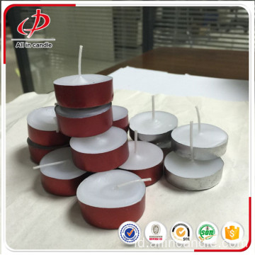 Lilin Tealight Putih Terkompresi