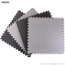 Preço de fábrica cor cinza preto Eva Karate Mat