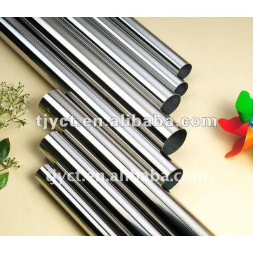 Tubo de aço inoxidável de alta qualidade / tubo