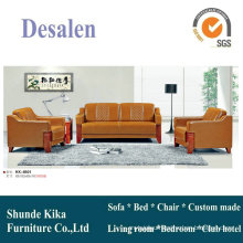 China Office Leather Sofa, Hotel Sofa (8501)