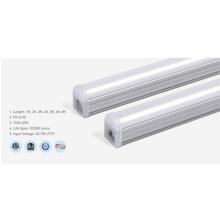 Lámpara de tubo de aluminio regulable T5 3000K 8Ft LED
