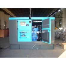 Портативный дизельный генератор с водяным охлаждением 10 кВт
