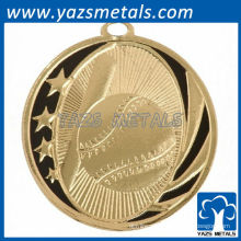 personalize medalhas de jogos infantis para incentivar