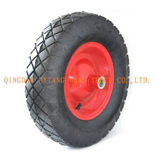 4P rubber wheel 4.00-8
