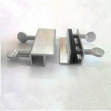 Высокое качество Пользовательские печати Алюминиевые аксессуары Раздвижные Window Lock (ATC-417)