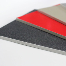 Panel compuesto de aluminio ignífugo de instalación rápida