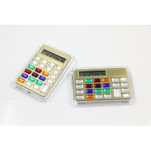 8 Digits Colorful Jewel Calculator
