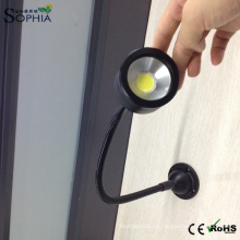 Flexible Arm Licht Schwanenhals Licht 7W COB LED