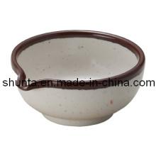 Ddinnerware de mélamine de 100% - petite cuvette avec la vaisselle de bouche / mélamine (CS1424)