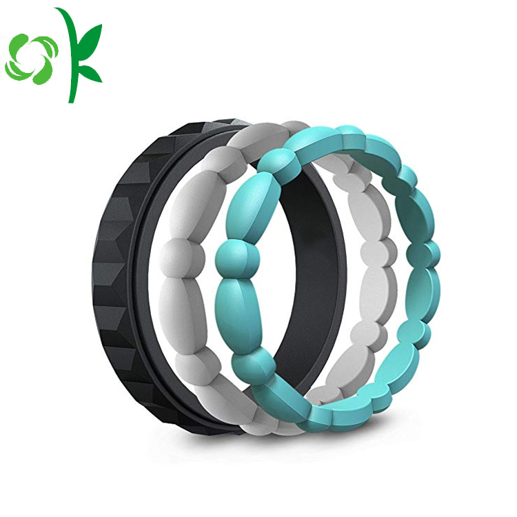 Silicone Couple Finger Ring