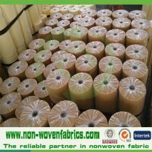 Fabriqué en Chine Polypropylène non tissé en rouleau
