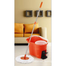 Household Electric Floor Cleaning Sweeper With Microfiber 360 Degree Mop Head, One Touch Steam Tornado