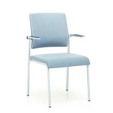 chaise de bureau sans roues / chaise visiteur / chaise de réunion