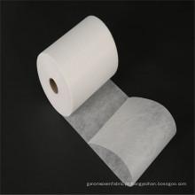 Tecido não tecido costurado que não agride o meio ambiente