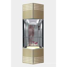 Ascenseur d'observation avec capacité 1350kg