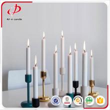 Дешевые прямые парафин воск белый свеча