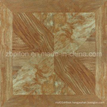 """PVC Vinyl Parquet Flooring Tile in Size 18""""X18"""""""