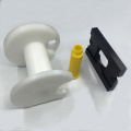 CNC Milling Colored Delrin Parts