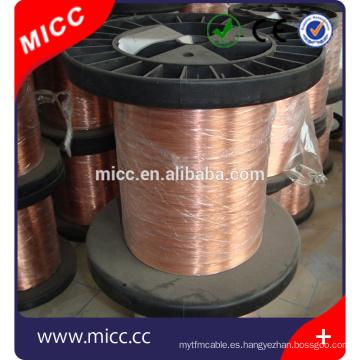 MICC alambre de cobre niquelado