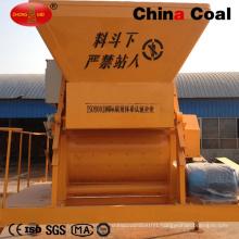 Js750 Mobile Diesel Engine Concrete Mixer with Pump
