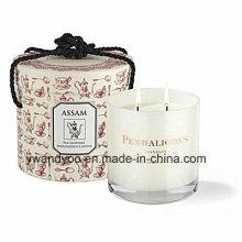 Vela aromática de regalo de soja perfumada