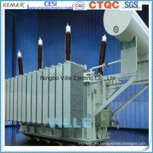 Transformador elevador / Transformador de potencia / Transformador / Transmisión de potencia