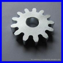 2013 New spur gear (zinc, oxyde noir)