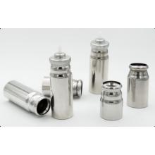 Válvulas MDI para componentes para administração de medicamentos