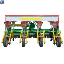 Sembradora de maíz de enganche de 3 puntos con labranza cero con fertilizante