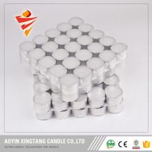 Wholesale white tea light candle to Dubai