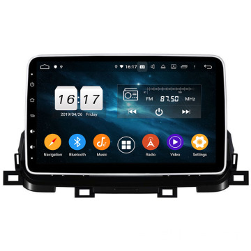 Sportage 2018 android 9.0 auto audio