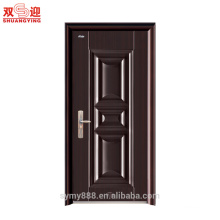 Steel security door house main gate designs steel entrance doors
