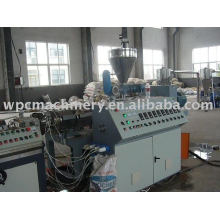 WPC foam board machine line