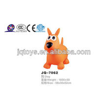 Soft PVC jumping animal for kids