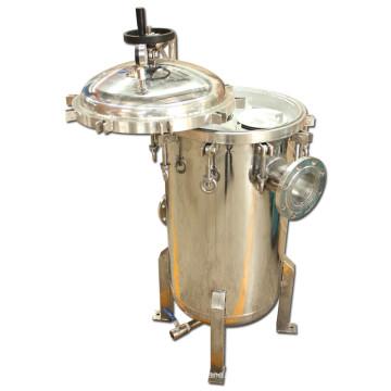 Boîtiers de filtre de sac matériel fortement durables de Ss316 / 304