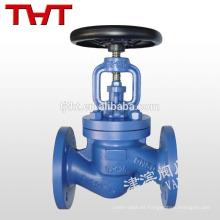 proveedor de válvula de globo de hierro dúctil con pn16