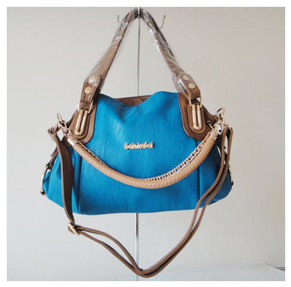 Soft Leather Shoulder Handbags