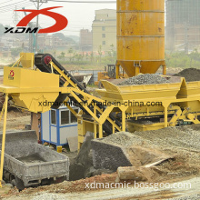 Mobile Stabilized Soil Mixing Equipment
