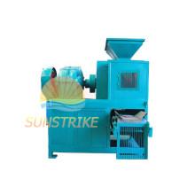 Chaux en poudre Briquette Making Machine/chaux poudre boule presse