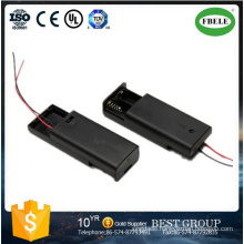 Battery with Cover Waterproof Battery Holder Battery