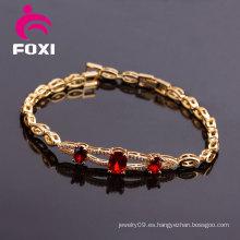 Las últimas estilos elegantes moda magnética pulseras de la amistad para las mujeres