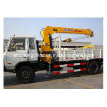 Guindaste montado camião de Dongfeng 6.3t XCMG Sq6.3sk2q