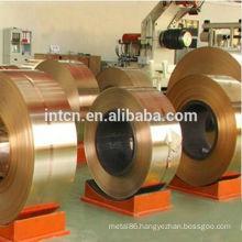 copper alloy strips