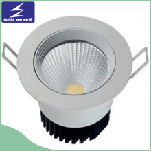 5W 85-265V Recessed LED Downlight for Indoor
