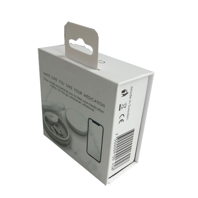 Custom Retail Paper Packing Box For Cell Phone Charger