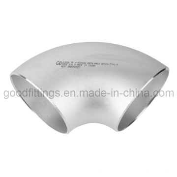 "Elbow Sr 4"" Sch10s ASTM A403 Wp316/316L-S"